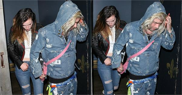 bella thorne spotted with boyfriend mod sun pictures