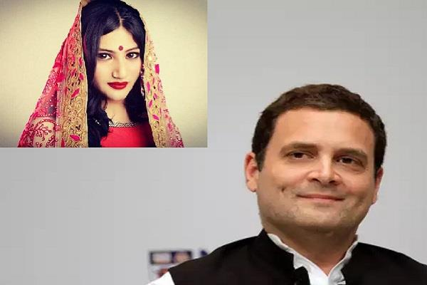 rahul acted as a tv actress shared photos and said such thing