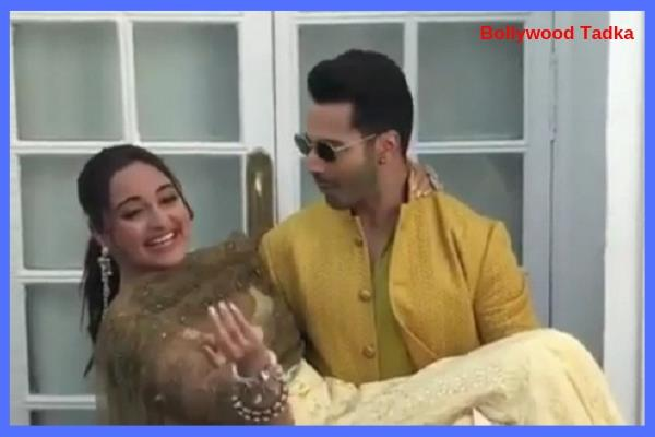 varun dhawan and sonakshi sinha news updates kalank