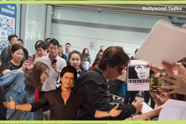 shahrukh khan s fans in china