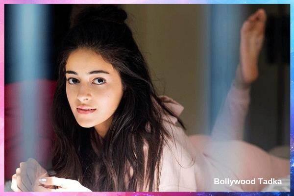 chunky pandey s daughter ananya saying about new face in bollywood