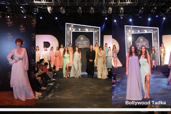 fashion show kalki koechlin shibani