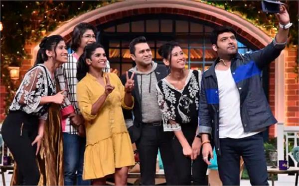 the kapil sharma show cricketers