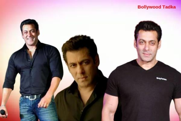 salman khan black color dress sallu