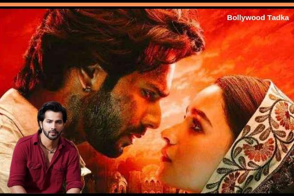 varun dhawan saying about kalank