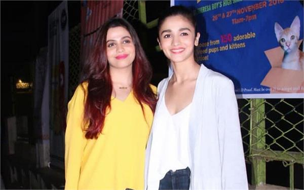 alia bhatt sister shaheen bhatt saying about herself