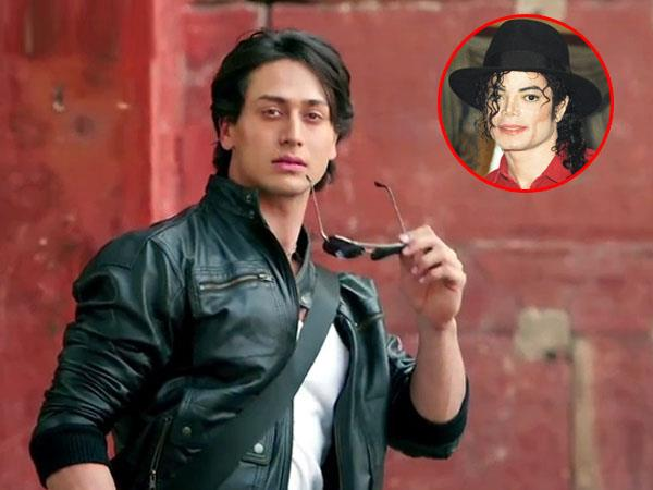 tiger shroff want to work in michael jackson biopic