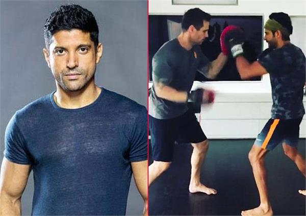 farhan akhtar new movie toofan