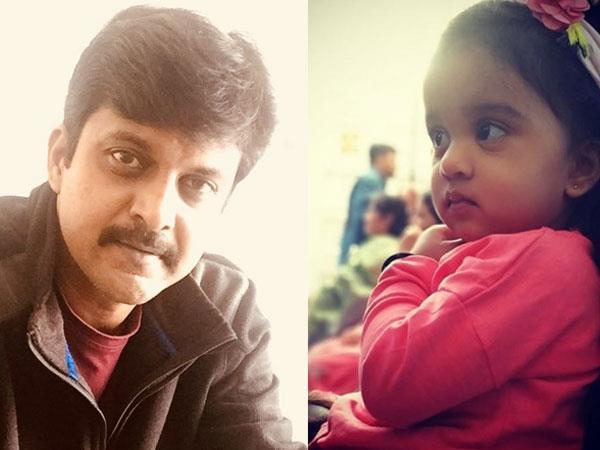 tv actor pratish voras 2 year old daughter dies