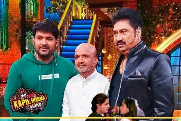 kumar sanu and sumir on the kapil sharma show