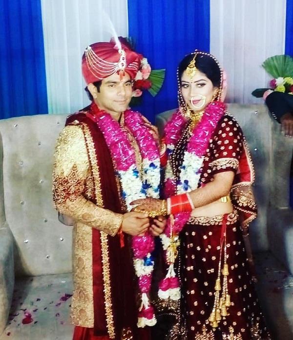 bhabiji ghar par hai actor deepesh bhan gets married