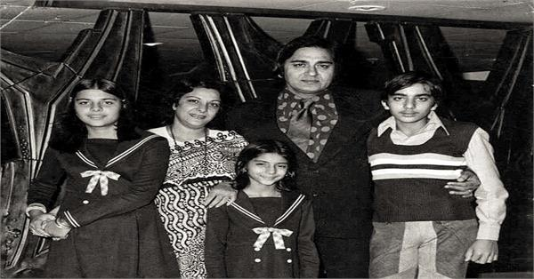 sanjay dutt priya dutt share picture on his father death anniversary