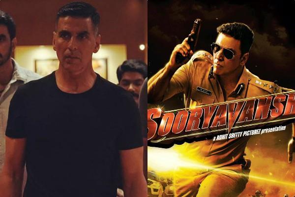 akshay kumar start shooting for rohit shetty sooryavanshi