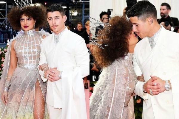 priyanka chopra nick jonas at met gala 2019