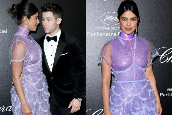 priyanka chopra nick jonas at cannes 2019