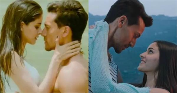 student of the year 2 starrer ananya pandey tiger shroff fourth song fakira out
