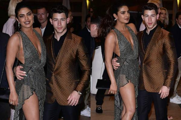 priyanka chopra spotted at dinner date with husband nick jonas