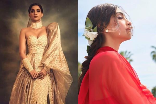 sonam kapoor cannes film festival 2019 latest pictures