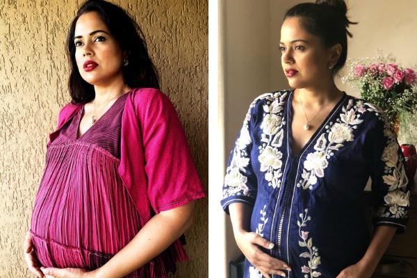 pregnant sameera reddy revelation on her film industry friends