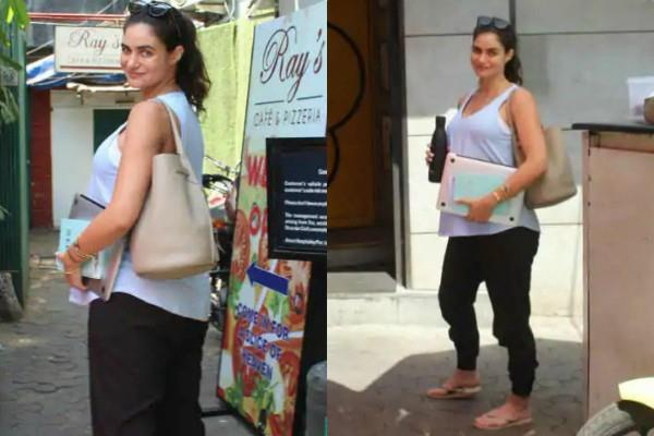 arjun rampal s girlfriend gabriella demetriades spotted at bandra