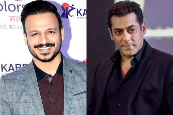vivek oberoi accidentally promoted salman khan film bharat on social media