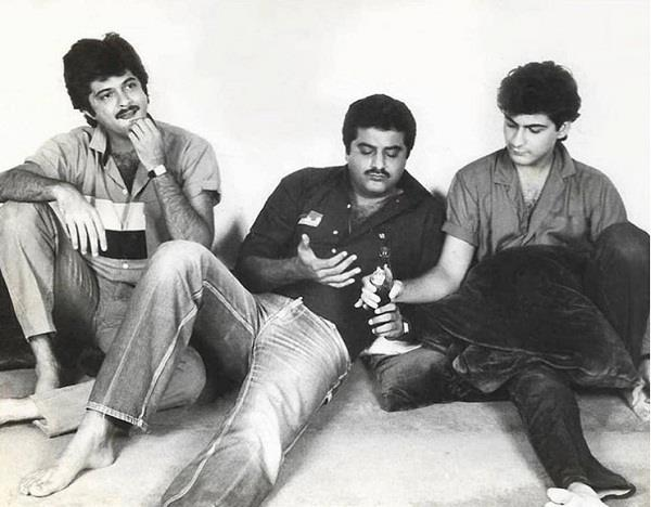 sanjay kapoor share throwback picture