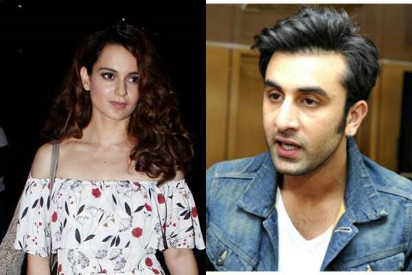 ranbir kapoor reply to kangana ranaut