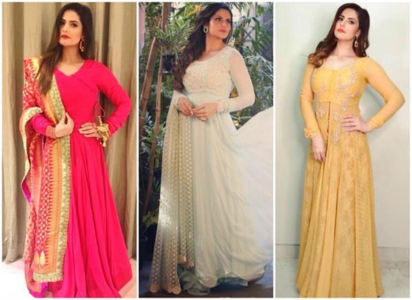 10 summer perfect dresses of zarine khan