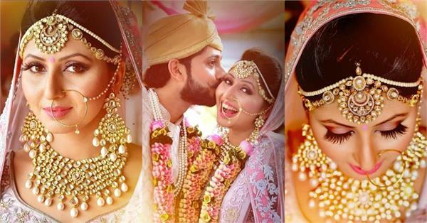 taarak mehta ka ooltah chashmah fame tanaya gupta millennial wedding pictures