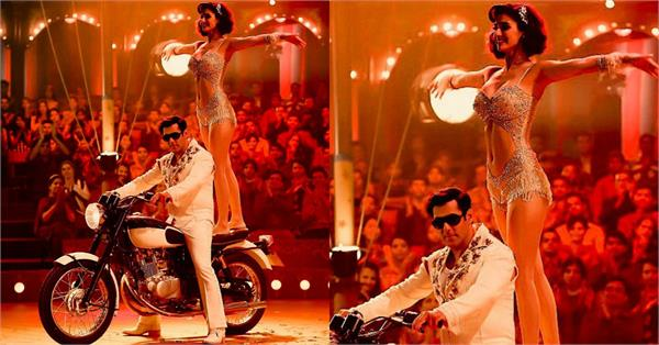salman khan disha patani ltest pictures from bharat
