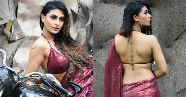 pavitra punia glamorous photoshoot pictures