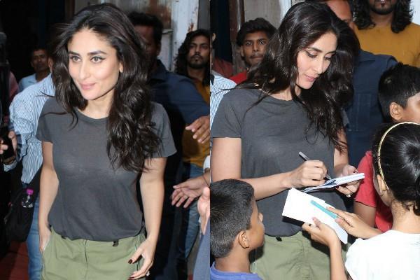 kareena kapoor khan after shooting pictures