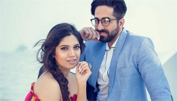 ayushmann khurrana and bhumi pednekar to shoot for bala in kanpur