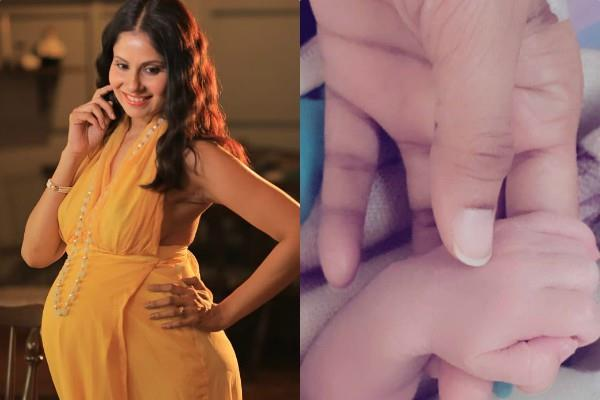 chhavi mittal blessed with a baby boy