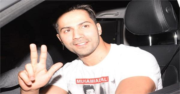 varun dhawan donates 5 lakh to treatment of injured dancer ishaan