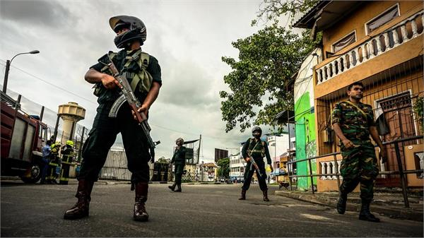 sri lanka to seal properties of terrorists involved in the easter serial blasts
