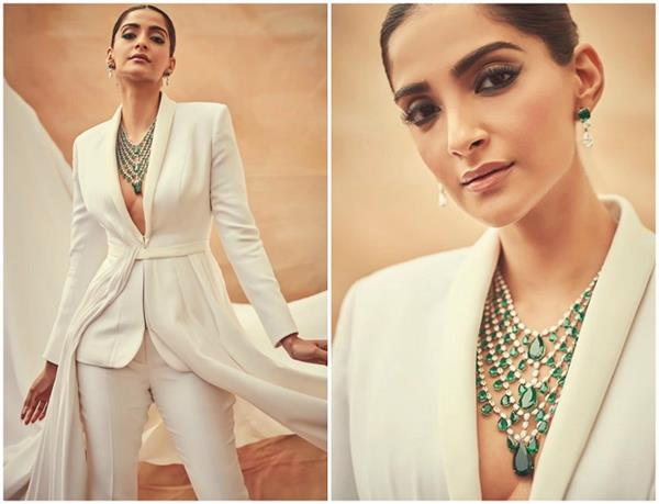 cannes 2019 sonam s nakales was in limelight more than a dress