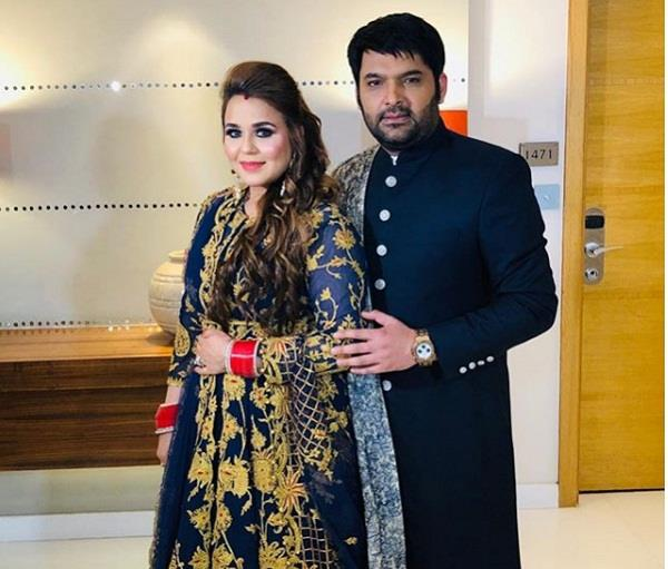 kapil sharma reveals about his wedding guests