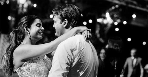 unseen picture from isha ambani anand piramal engagement