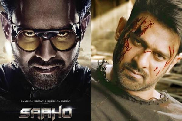 prabhas shraddha kapoor starrer film saaho poster out