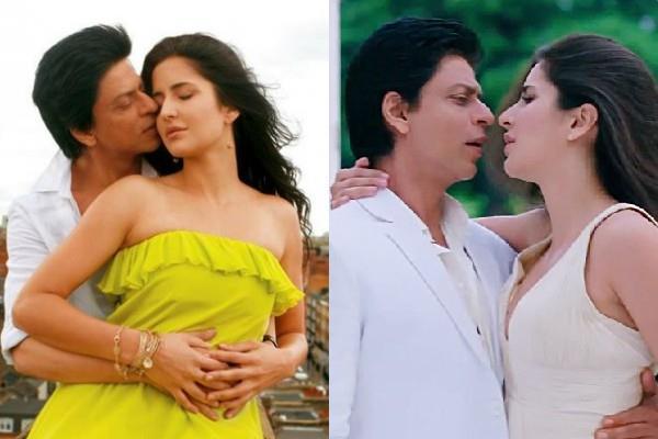 shahrukh khan and katrina kaif in satte pe satta remake