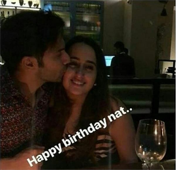 varun dhawan celebrate girlfriend birthday