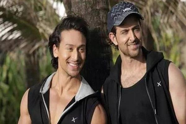 tiger shroff call himself gareebo ka hrithik roshan