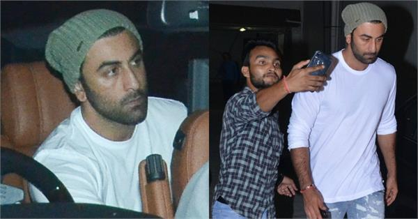 ranbir kapoor ignored fan outside dharma production office