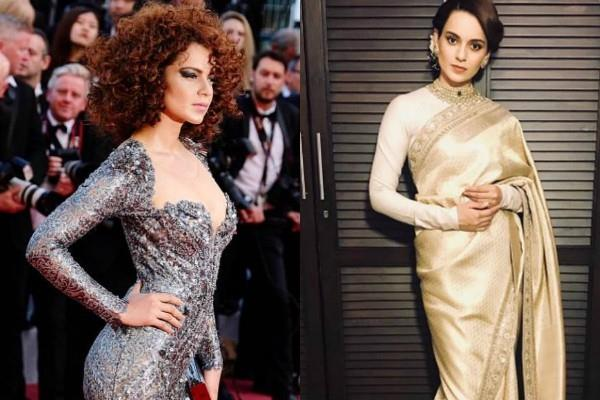kangana ranaut reveal details of her unique red carpet look