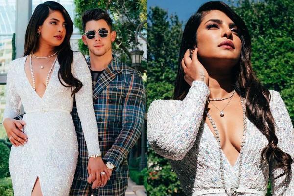 priyanka chopra attend billboard music awards with hubby nick jonas