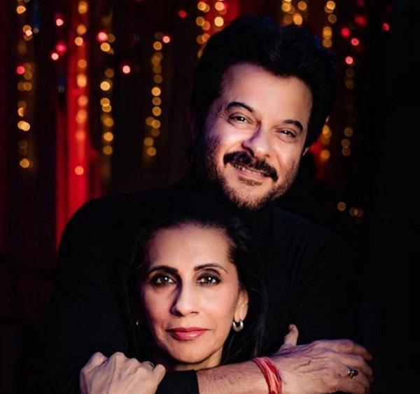 anil kapoor sunita kapoor wedding anniversary