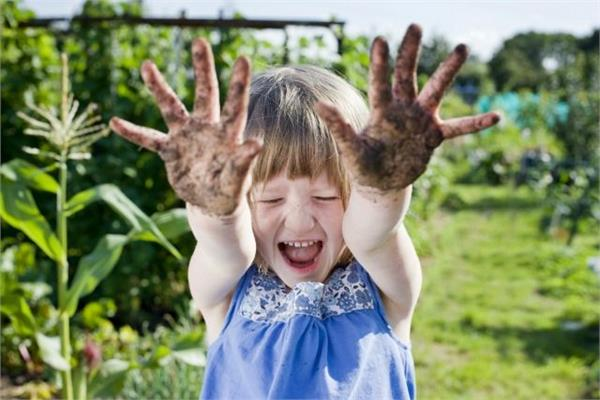 8 benefits of soil for kids