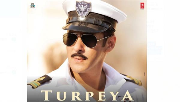 film bharat new song turpeya to release on 22nd may 2019