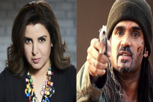 suniel shetty was not the first choice in main hoon na reveals farah khan